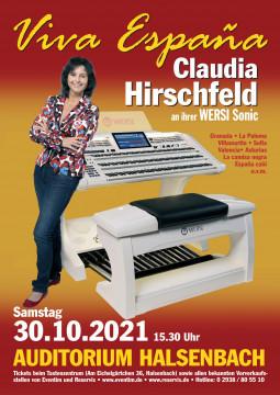 30.10.2021, Halsenbach - Auditorium