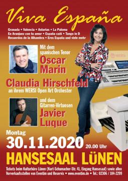 30.11.2020, Lünen - Hansesaal
