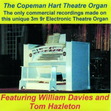 Diverse Interpreten - The Copeman Hart Theatre Organ