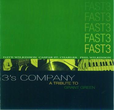 Phil Wilkinson - 3's Company (Fast 3)