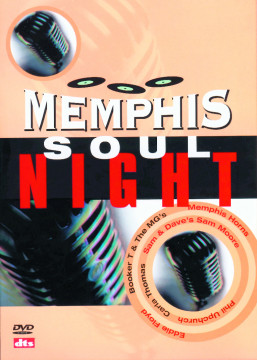 Booker T. Jones - Memphis Soul Night