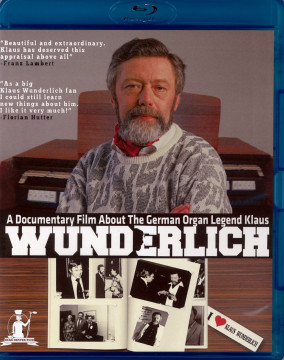 Wunderlich - A Documentary About The German Organ Legend Klaus Wunderlich