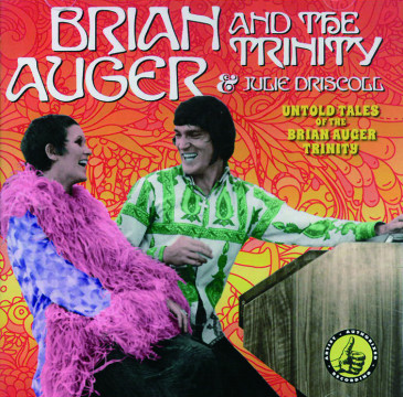 Brian Auger - Untold Tales (B. Auger and the Trinity