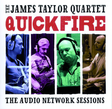 James Taylor Quartett - Quickfire