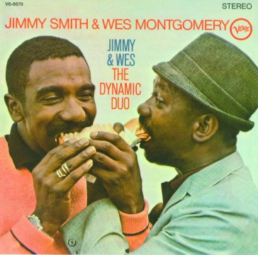Jimmy Smith - The Dynamic Duo (mit Wes Montgomery)