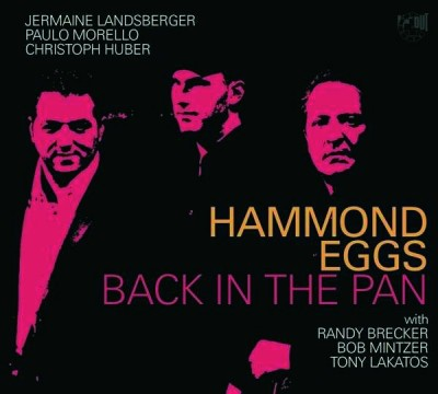 Jermaine Landsberger - Back In The Pan (Hammond Eggs)