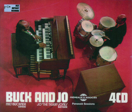 Milt Buckner - Buck and Jo (4 CD)