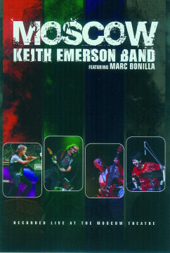 Keith Emerson - Moscow (Keith Emerson Band feat. Marc Bonilla)