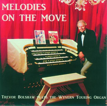 Trevor Bolshaw - Melodies On The Move
