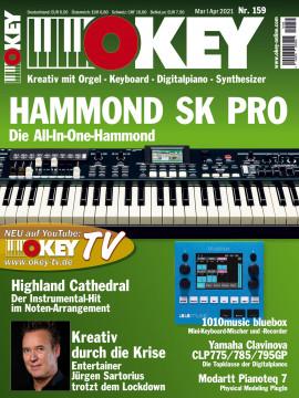 OKEY Ausgabe 159 - März/April 2021