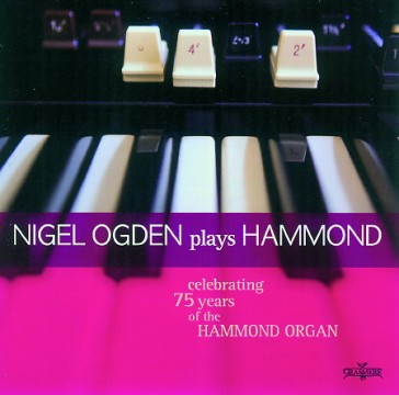 Nigel Ogden - Plays Hammond
