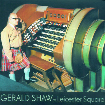 Gerald Shaw - At Leicester Square