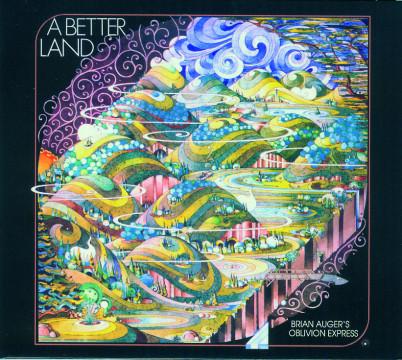 Brian Auger - A Better Land / Second Wind