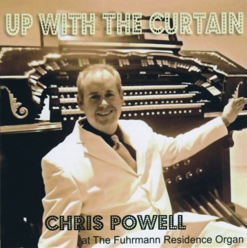 Chris Powell - Up With The Curtain