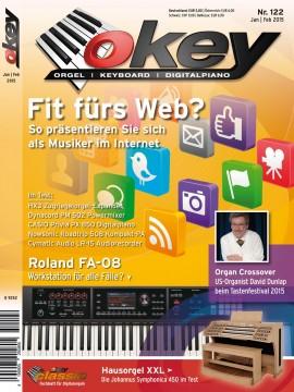 OKEY Ausgabe 122 - Januar / Februar 2015