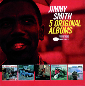 Jimmy Smith - 5 Original Albums (5 CDs)