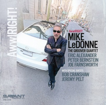 Mike LeDonne - AwwlRIGHT!