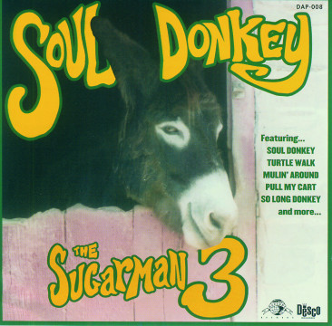 Adam Scone - Soul Donkey (Sugarman Three)