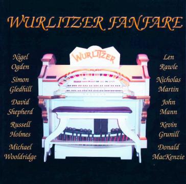 Diverse Interpreten - Wurlitzer Fanfare