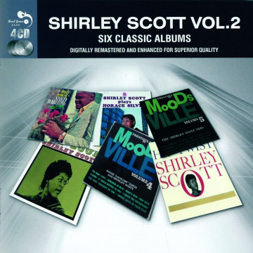 Shirley Scott - Six Classical Albums Vol. 2