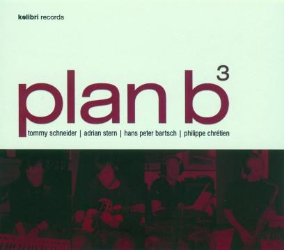 Tommy Schneider - Plan B3