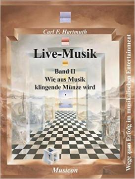 Carl Hartmuth - Live-Musik 2