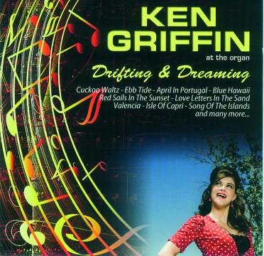 Ken Griffin - Drifting & Dreaming