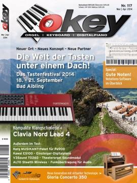 OKEY Ausgabe 117 - März/April 2014