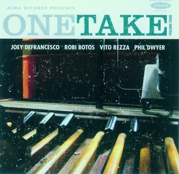 Joey DeFrancesco - One Take (Vol. 4)