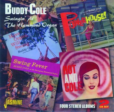 Buddy Cole - Swingin' At The Hammond Organ