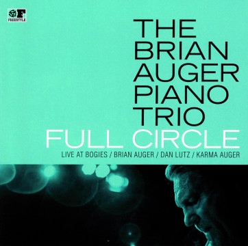 Brian Auger - Full Circle (The Brian Auger Piano Trio)