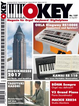 OKEY Ausgabe 137 - Juli/August 2017