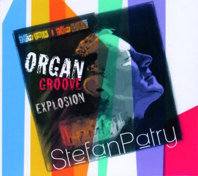 Stefan Patry - Organ Groove Explosion