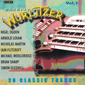 Diverse Interpreten - Essential Wurlitzer