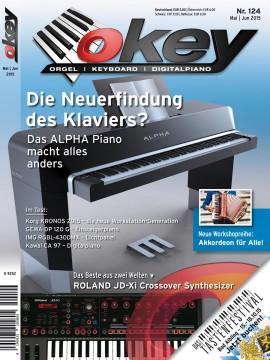 OKEY Ausgabe 124 - Mai / Juni 2015