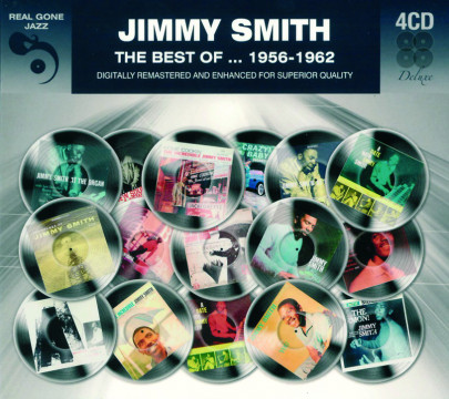Jimmy Smith - The Best Of 1956-1962 (4CD)