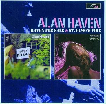 Alan Haven - Haven For Sale & St. Elmo's Fire