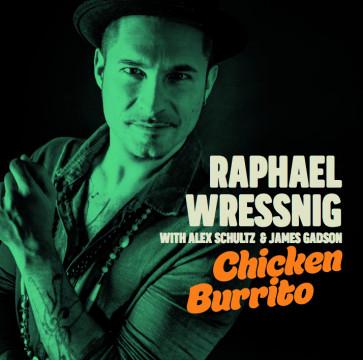 Raphael Wressnig - Chicken Burrito