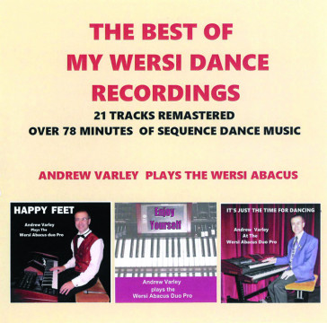 Andrew Varley - The Best Of My Wersi Dance Recordings