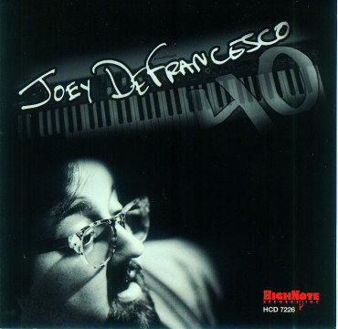 Joey DeFrancesco - 40