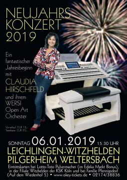06.01.2019, Leichlingen - Pilgerheim Weltersbach