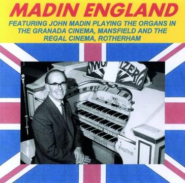 Madin England