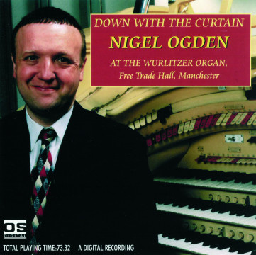 Nigel Ogden - Down With The Curtain