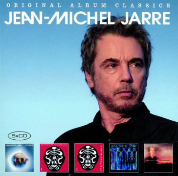 Jean Michel Jarre - Original Album Classics 2 (5CD)