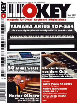 OKEY Ausgabe 149 - Juli/August 2019