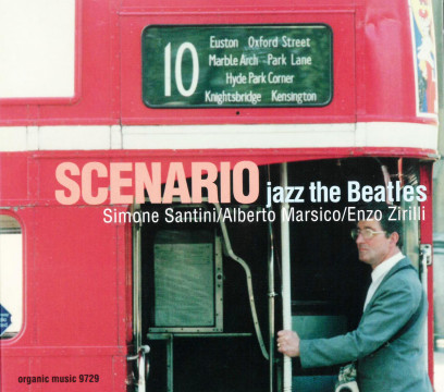 Alberto Marsico - Jazz The Beatles (Scenario)