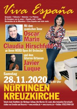 28.11.2020, Nürtingen - Kreuzkirche