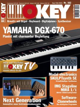 OKEY Ausgabe 162 - September/Oktober 2021