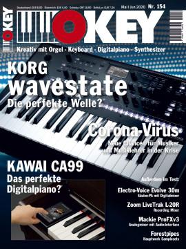 OKEY Ausgabe 154 - Mai/Juni 2020