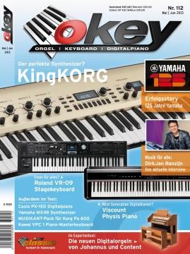 OKEY Ausgabe 112 - Mai/Juni 2013
